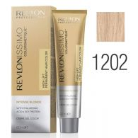 Tinte Revlonissimo Colorsmetique 1202 Platino 60ml. Revlon