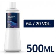 Wella Oxigenada Welloxon Perfect 6% - 20 Volúmenes. 500ml.
